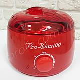 Воскоплав Pro Wax100 Красный, фото 3