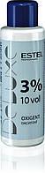 Окислитель 3% Estel Professional De Luxe Oxigent, 60 мл