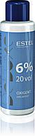Окислитель 6% Estel Professional De Luxe Oxigent, 60 мл