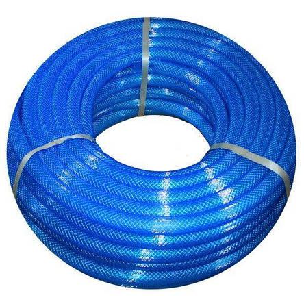 Шланг поливочный Presto-PS силиконовый армированный Софт диаметр 3/4 дюйма, длина 50 м (SFN3/4 50), фото 2