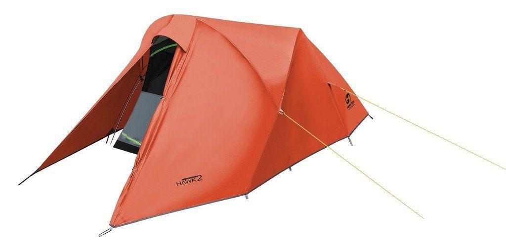 Палатка Hannah Hawk 2 mandarin red (117HH0142TS.02)