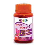 Жевательные витамины для детей PEDIAKID