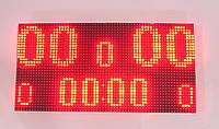 Спортивное табло светодиодное, супер яркое, размер 970х330мм