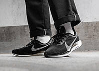 Кроссовки Nike Zoom Pegasus 35 Turbo (Black / Vast Grey – Oil Grey – Gunsmoke)