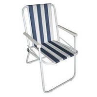 Складной стул со спинкой туристический, фото 1