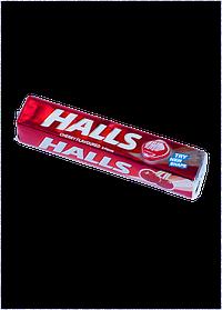 Леденцы Холс / Halls с вишней, 25г