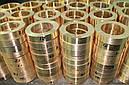 Втулка бронзовая бронза БрО10Ф1  ОЦС 555 мягкие твердые сыпучие сплавы, фото 3