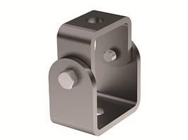 Универсальный шарнир с изменяемым углом для резьбовой шпильки М12 10 шт. DKC