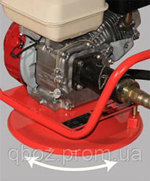 Глубинный вибратор Biedronka WB3600D +вибробулава и гибкий вал 38мм х 6м, фото 2