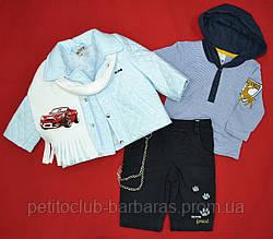 Демисезонный комплект для мальчика Toy (Petito club, Турция)