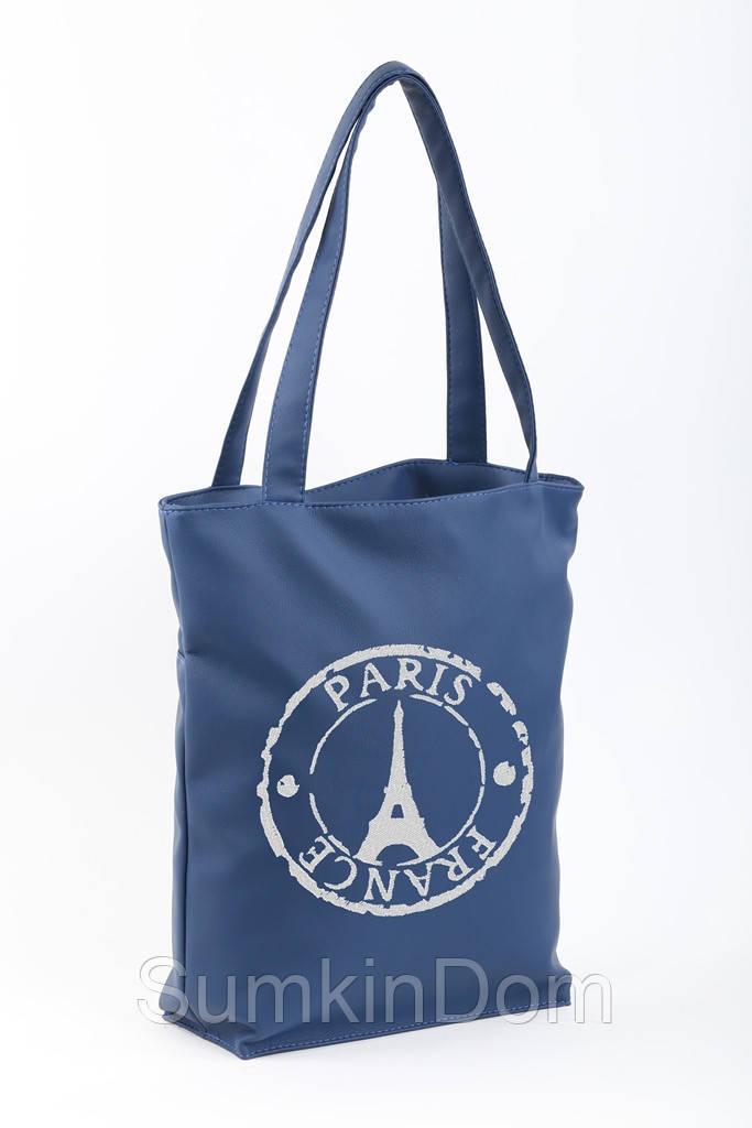 Сумка Стандарт флай «Paris France»
