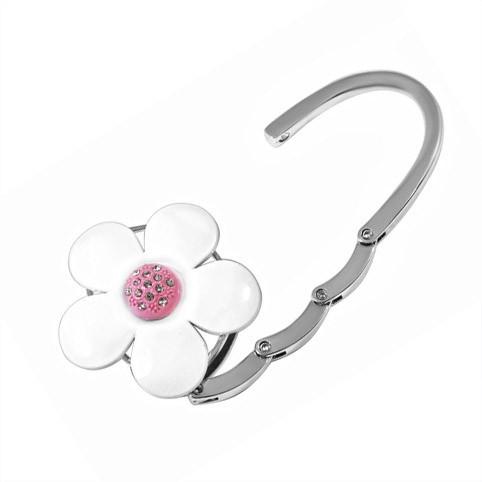 Вешалка для сумки Цветик Белый