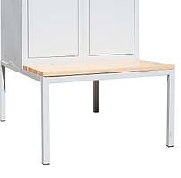Скамейка к шкафу одежному шириной 600 мм, СГ модель 5