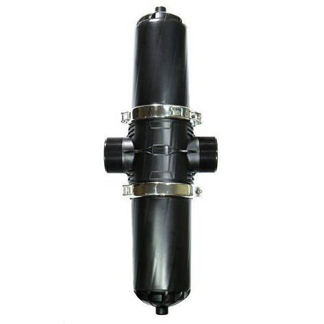 """Фильтр Presto-PS дисковый 4"""" дюйма, две колбы для капельного полива (DD-04120), фото 2"""