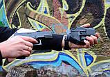 Страйкбольный пистолет Глок 17 (Glock 17) Galaxy G15+ с кобурой, фото 2
