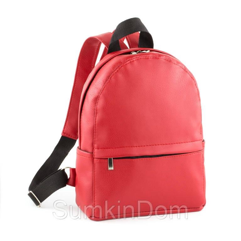 Рюкзак Fancy mini красный флай