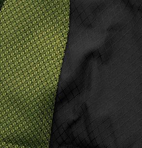 Портативное кресло Time Eco TE-17 SD-140, черно-зеленое, фото 2