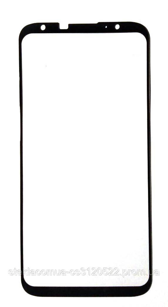 Защитное стекло 3D Meizu16th Plus Black