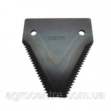 Сегмент ножа жатки (CNH), H/E/V/2030