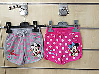 Шорты для девочек оптом, Disney, 68-86 рр.,  № 91040