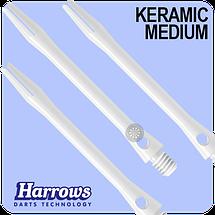 Хвостовики дартс Keramic Harrows medium, фото 2