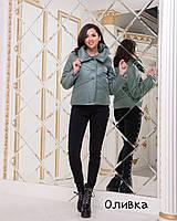 Женская весенняя короткая куртка , фото 1