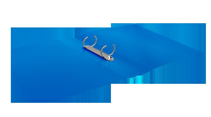 Папка на 2-х кільцях А4, JOBMAX, ширина торця 25 мм