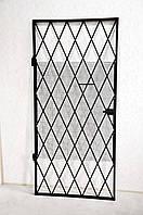 Защитная металлическая решетка