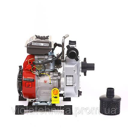 Мотопомпа BULAT BW40-20 (40 мм, 27 куб.м/час) (Weima 40-20), фото 2