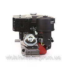 Двигатель бензиновый BULAT BW192F-S шпонка, 18 л.с., ручн. стартер, фото 3
