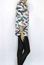 Легка шифонова блузка, фото 2