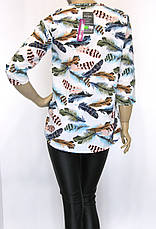 Легка шифонова блузка, фото 3