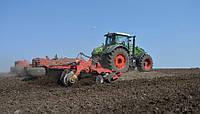 Передпосівний обробіток ґрунту під пізні культури. Внесення добрив та засобів захисту рослин