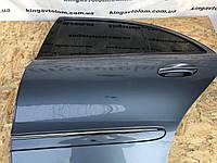 Дверь задняя левая голая Mercedes W211 седан дорестайл