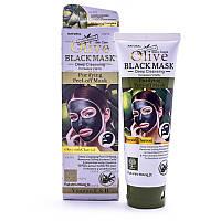 Маска для обличчя Wokali Olive Black Mask