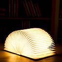 Светильник Книга 3D (2 цвета) 22х16х2 см, фото 7