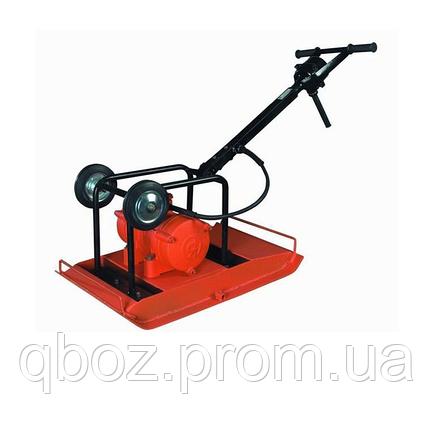 Виброплита электрическая ВУ-11-75, фото 2