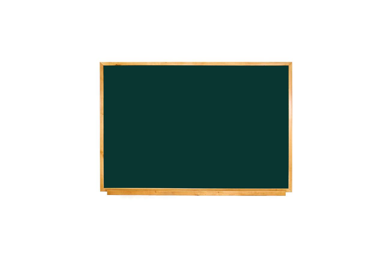 Доска Классик с деревянным профилем 1000*1000