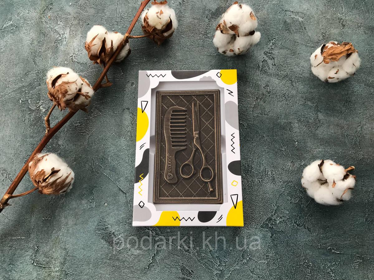 Шоколадный набор для парикмахера