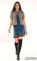 Женское шелковое платье от Silvian Heach в размере S