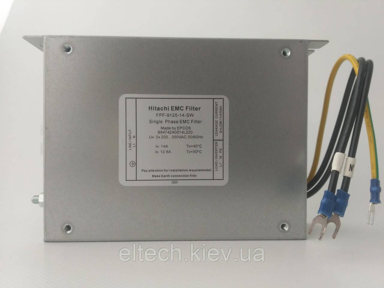 Фильтр сетевой FPF-9120-14 для NE-S1-007SBE