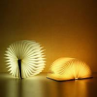 Светильник Книга 3D (2 цвета) 22х16х2 см