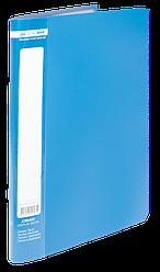 Папка пластикова з 20 файлами А4 JOBMAX