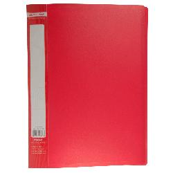 Папка пластикова з 30 файлами А4