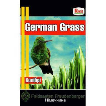 Семена травы газонной German Grass Колибри 1кг, фото 2