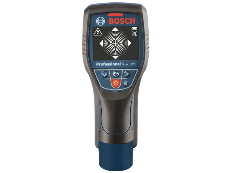 Детектор BOSCH D-tect 120 Professional + вкладка под L-Boxx
