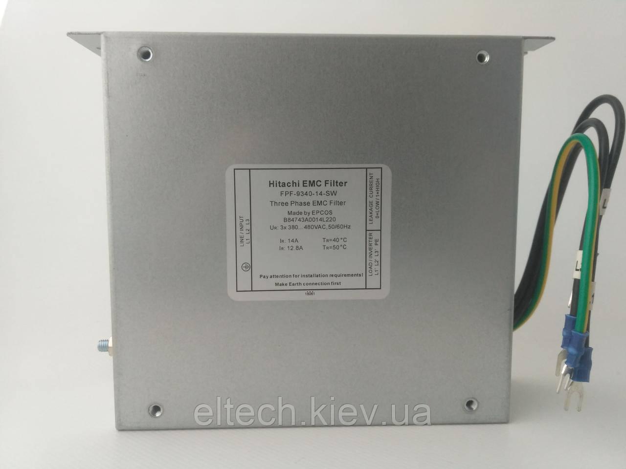 FPF-9340-14 для WL200-055HF. Фильтр сетевой