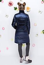 Весеннее кашемировое пальто на девочку , фото 3