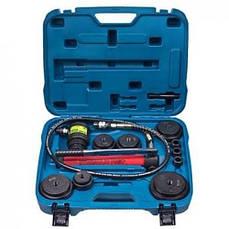 Съемник втулок гидравлический ALLOID HHK-15 15 T (12 предметов)