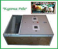 """Инкубатор + Брудер """"Курочка ряба"""" на 130 яиц  (цифровой терморегулятор) механический переворот, фото 1"""